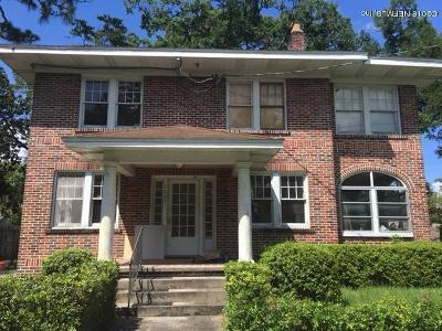 Single Family Home For Sale: 1405 Donald St