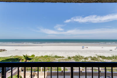 Jacksonville Beach Condo For Sale: 275 1st St S #401