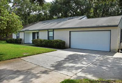 Neptune Beach Single Family Home For Sale: 500 Penman Rd