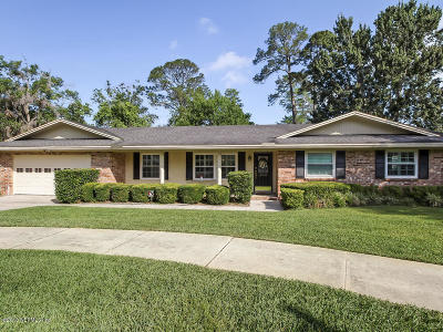 Jacksonville FL Single Family Home For Sale: $350,000