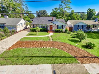 Single Family Home For Sale: 4225 San Jose Blvd
