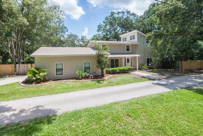 Single Family Home For Sale: 3202 Tiger Hole Rd
