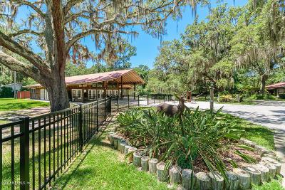 Jacksonville Single Family Home For Sale: Unit 1 12339 Woodside Ln