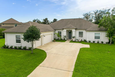 St Augustine Single Family Home For Sale: 419 Sebastian Square