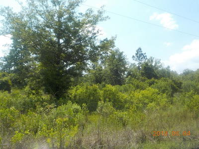 Glen St. Mary FL Residential Lots & Land For Sale: $59,000