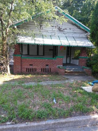 Single Family Home For Sale: 1322 W 24 St