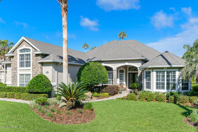 Plantation Oaks Single Family Home For Sale: 389 Clearwater Dr