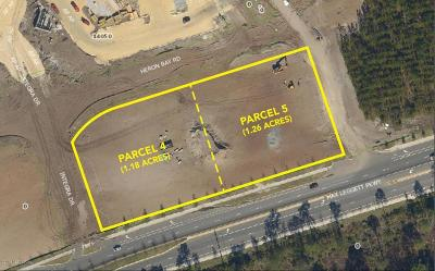 Residential Lots & Land For Sale: Max Leggett Parkway