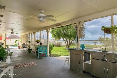 Jacksonville Single Family Home For Sale: 6474 Heckscher Dr