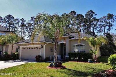 Orange Park Single Family Home For Sale: 2110 Heritage Oaks Ct