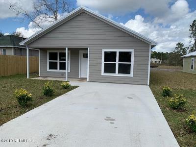 32084 Single Family Home For Sale: 870 Aiken St