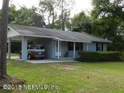 32084 Single Family Home For Sale: 2871 Varella Ave
