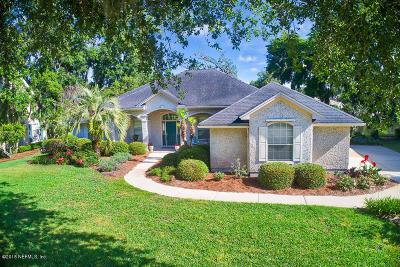 Fernandina Beach Single Family Home For Sale: 96331 Oyster Bay Dr