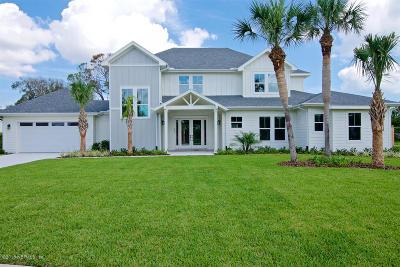 Atlantic Beach, Jacksonville Beach, Neptune Beach, Ponte Vedra Beach, Fernandina Beach Single Family Home For Sale: 123 Mills Ln