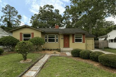 Single Family Home For Sale: 1526 Parrish Pl