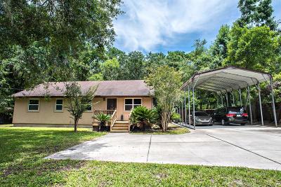 Jacksonville Single Family Home For Sale: 7831 Lenox Ave