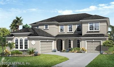 Ponte Vedra Beach Single Family Home For Sale: 261 Sanctuary Estates Ln