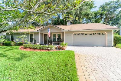 Jacksonville Beach Single Family Home For Sale: 1 Oaks Dr