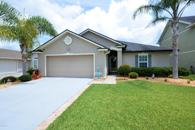 St. Johns County Single Family Home For Sale: 104 Twin Lakes Dr
