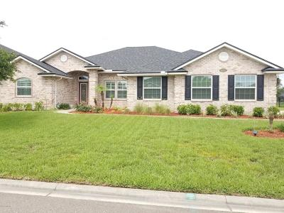 Jacksonville Single Family Home For Sale: 10857 Lothmore Rd