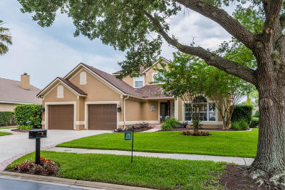 Jacksonville Single Family Home For Sale: 4402 Seabreeze Dr