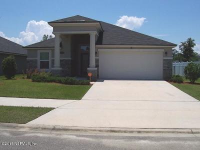 Jacksonville Single Family Home For Sale: 15772 Baxter Creek Dr