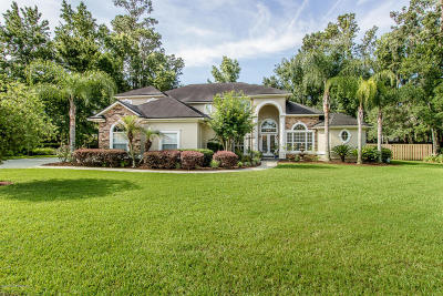 Fleming Island Single Family Home For Sale: 3441 Mainard Branch Ct