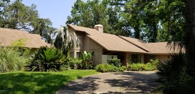 Ponte Vedra Beach Single Family Home For Sale: 12600 Marsh Creek Dr