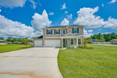 St. Johns County Single Family Home For Sale: 105 Goldenrod Lake Dr