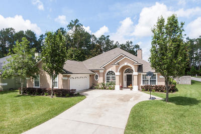 St Johns Single Family Home For Sale: 2601 Pecan Pl