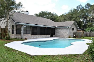 Clay County Single Family Home For Sale: 3109 Marrano Dr