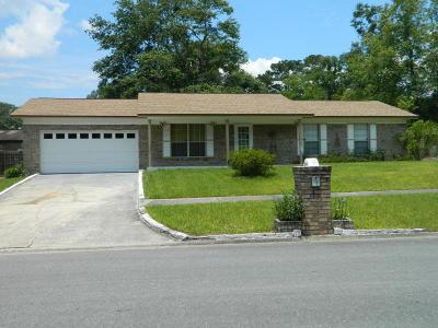 Jacksonville Single Family Home For Sale: 1516 Rebecca Dr