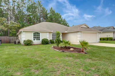 Green Cove Springs Single Family Home Contingent Take Backup: 2766 Eagle Haven Dr