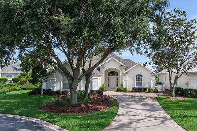 St Augustine Single Family Home For Sale: 412 Players Ct