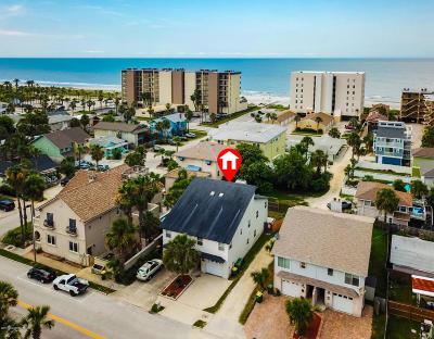 Jacksonville Beach Multi Family Home For Sale: 749 2nd St S