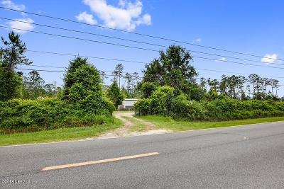 St. Johns County Residential Lots & Land For Sale: 7515 Cr 208
