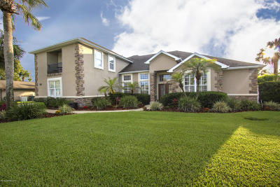 Jacksonville Single Family Home For Sale: 3406 Palm Island Rd