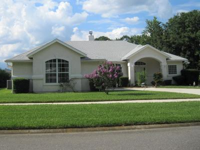 Middleburg Single Family Home For Sale: 3112 Fieldcrest Dr