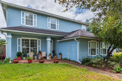Ponte Vedra Beach Single Family Home For Sale: 524 E Silverthorn Ln