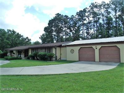 Middleburg Single Family Home For Sale: 611 Plantation Dr