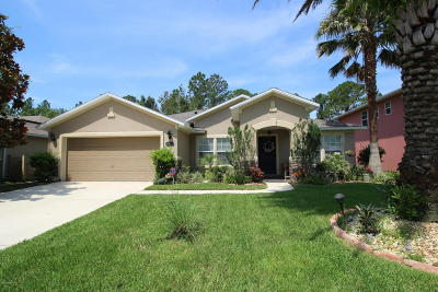 St. Johns County Single Family Home For Sale: 4989 Cypress Links Blvd
