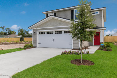 Duval County Single Family Home For Sale: 7298 Townsend Village Ln