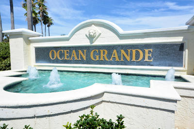 St. Johns County Condo For Sale: 425 N Ocean Grande Dr #104