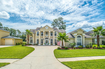 Orange Park, Fleming Island Single Family Home For Sale: 1893 Hickory Trace Dr