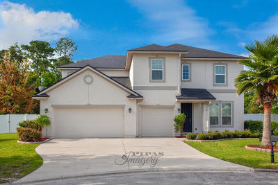 Orange Park, Fleming Island Single Family Home For Sale: 1422 Talon Ct