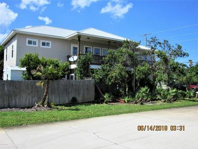 St Augustine Single Family Home For Sale: 5805 A1a S