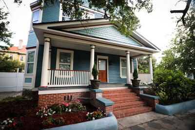 Jacksonville Single Family Home For Sale: 54 W 2nd St