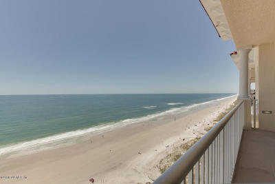 Jacksonville Beach Condo For Sale: 1031 1st St #PH05