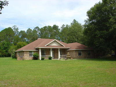 Single Family Home For Sale: 1000 County Rd 217