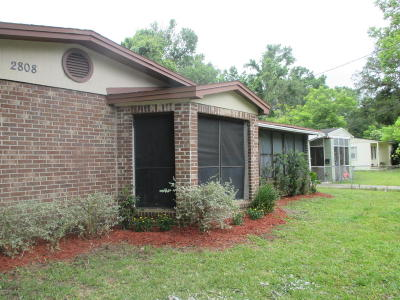 Single Family Home For Sale: 2808 Myra St